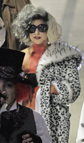 The fiercest Cruella de Vil ever!