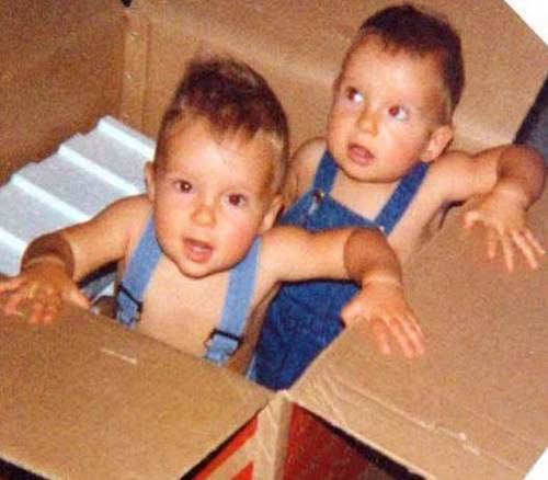 Tom&Bill as little♥;*