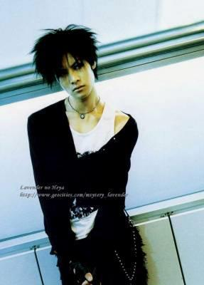 Toshiya - dir-en-grey Photo