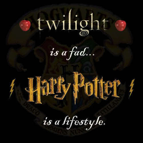 Twilight is a Fad