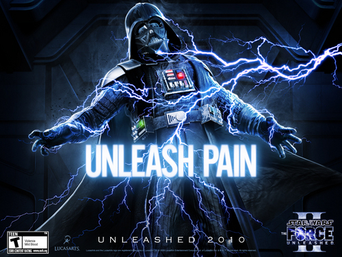 Star Wars wallpaper titled Unleash Pain