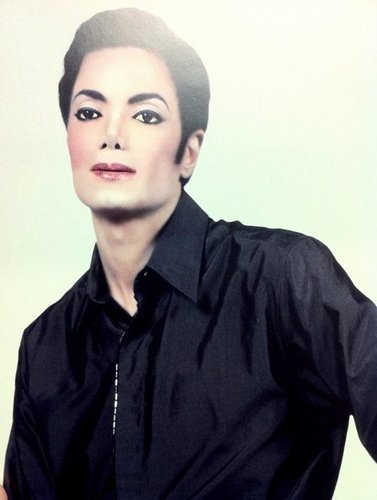 Unreleased تصاویر of Michael