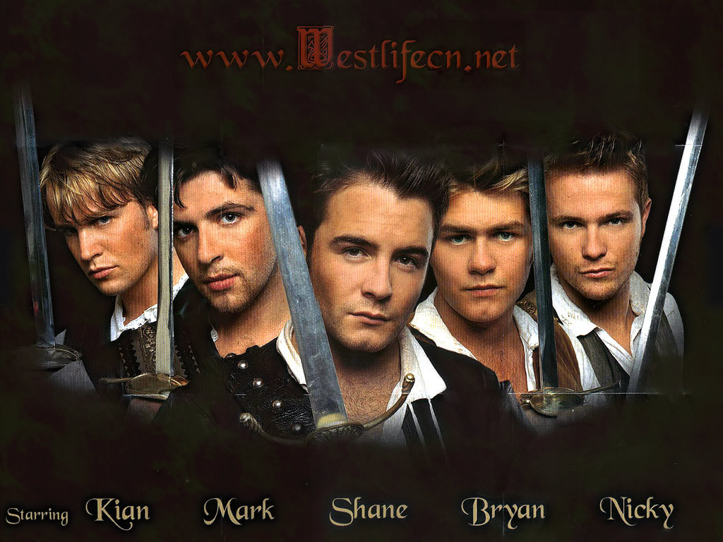 Westlife - Images Actress