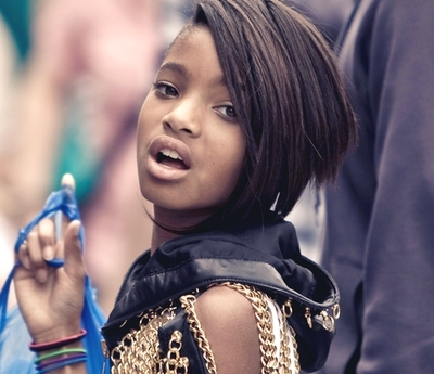 Willow Smith kertas dinding called Willow