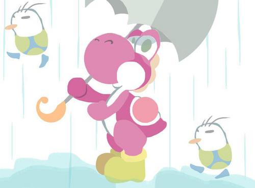 Yoshi's rainy days