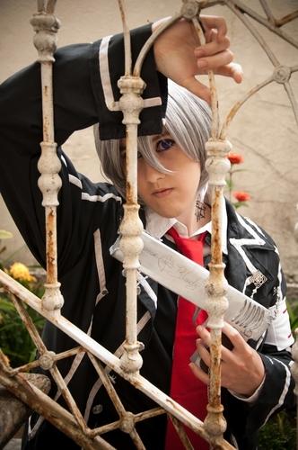 Zero Kiryuu cosplay