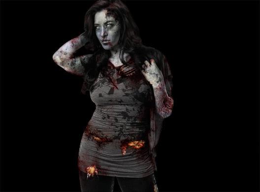 Zombie Melina