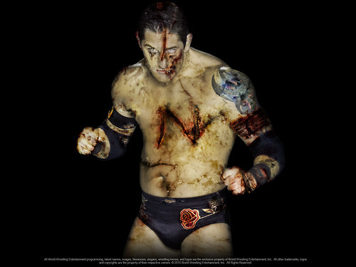 Zombie Wade Barrett