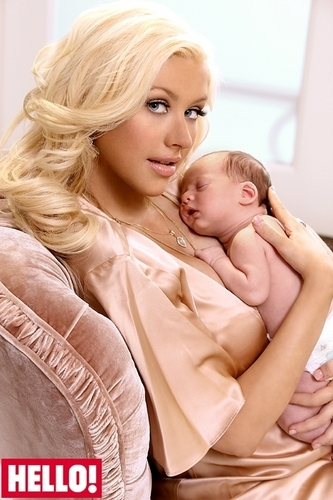 baby Max and mother Christina