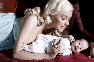 baby Max and mother Christina - sweety-babies Photo