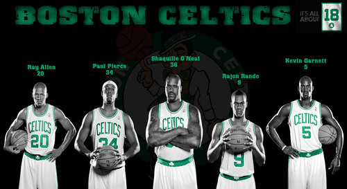 Rajon Rondo fondo de pantalla called boston 2010-2011