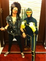 brendon &&& halloween!! NEW! - brendon-urie photo