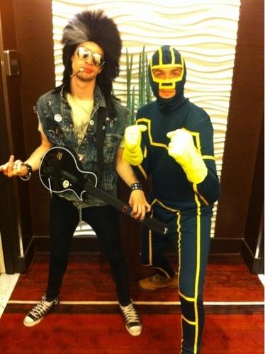 brendon &&& halloween!! NEW!
