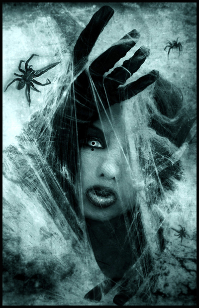 Scary Stories Images Gothic Spider Love Wallpaper And