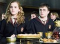 harry and hermione in 5th jaar