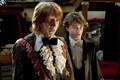 harry and ron in 4th year - harry-potter-movies photo