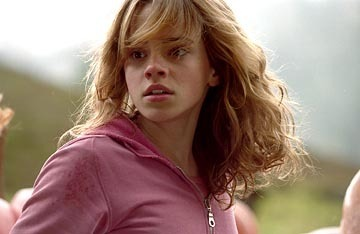 hermione in third year
