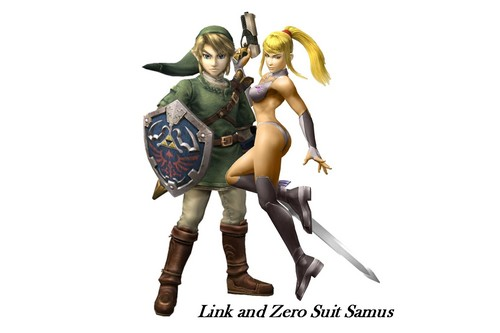 Super Smash Bros. Brawl 壁纸 containing a green beret, a rifleman, and 战斗服 called linmand zero suit smaus