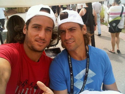 lopez ferrer - david-ferrer Photo