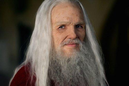 Old Merlin