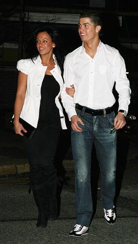 ronaldo and nereida sexy look
