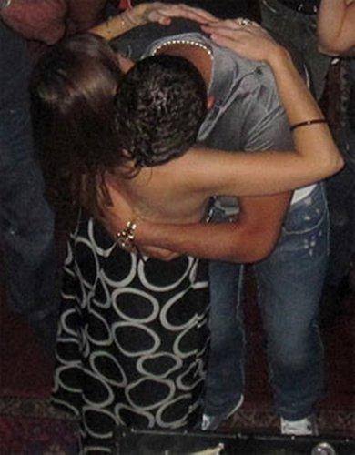 ronaldo embrace susan