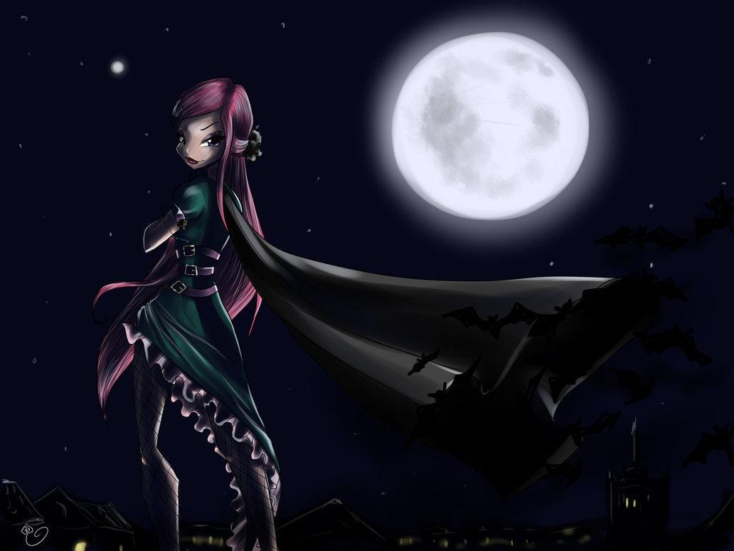 Конкурс Винкс Хеллоуин и картинки с девочками из мультфильма