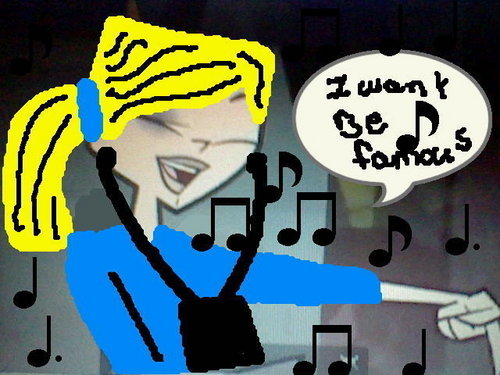 sami as heather pag-awit (i made this)