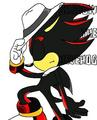 shadow the hedgehog dancing to michael jackson