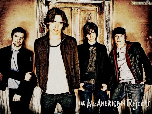 The All-American Rejects wallpaper possibly with a well dressed person called taaR