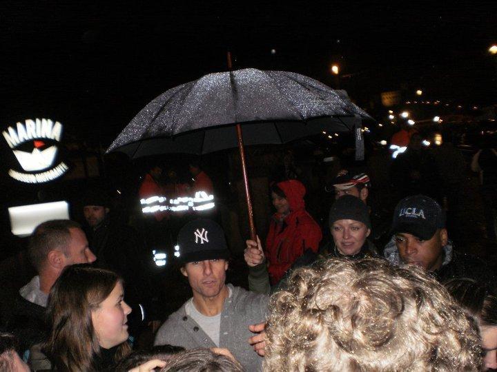 tom cruise in prague october 16 2010