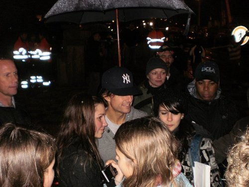 tom cruise in prague october 16 2010