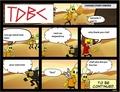 total drama bee comics - total-drama-island fan art