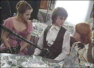 trio at yule ball