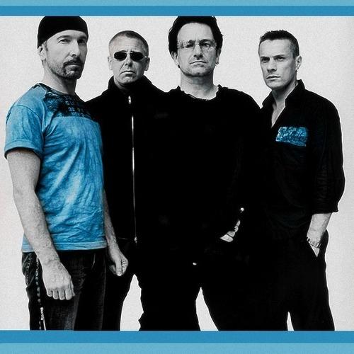 U2 wallpaper entitled u2