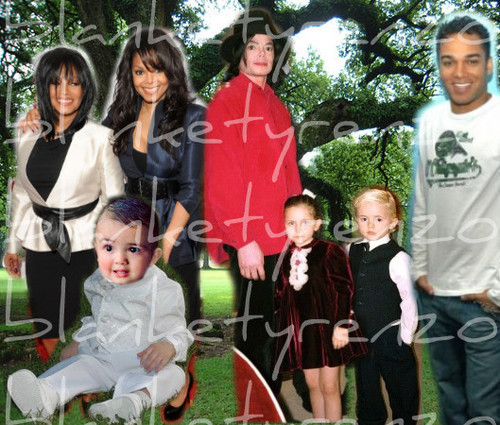 the jackson children wallpaper called xxxx