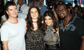 """American Idol"" Season 8 - New York Auditions - simon-cowell photo"