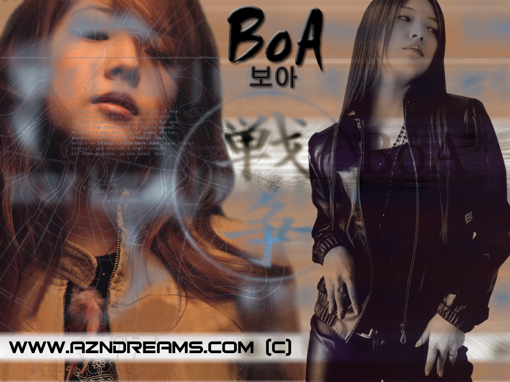 BoA images  BoA HD wallpaper and background photos