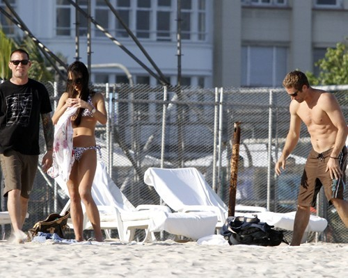 """Fast Five"" Set Photos"