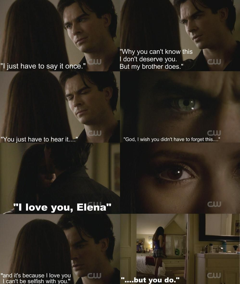 Do Elena And Damon Hookup In Real Life
