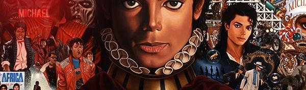 ♔ KING OF POP ♔ ♔ MICHAEL JACKSON ♔