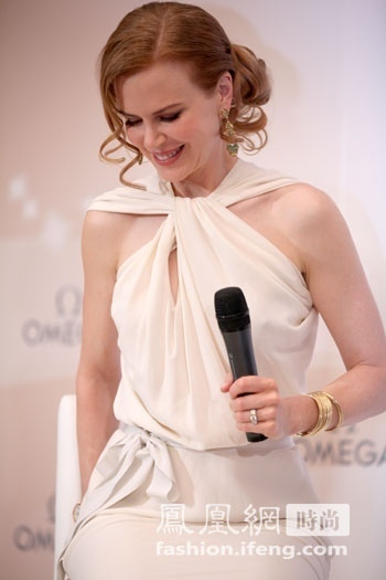 Launch of Omega's 'Ladymatic' in Beijing