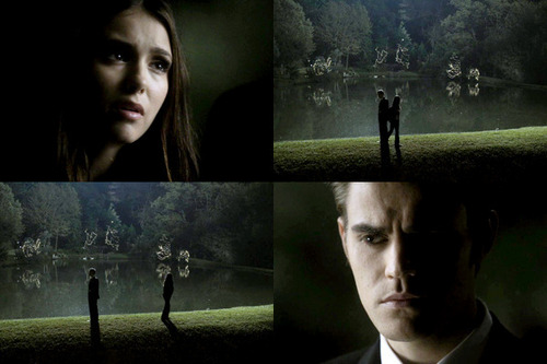 ♥Stefan&Elena 2x07♥