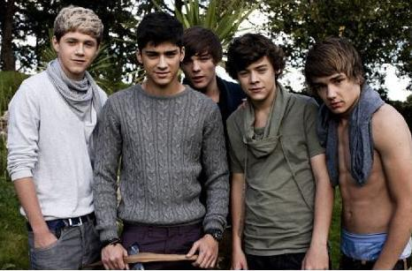 1 direction photoshoot x
