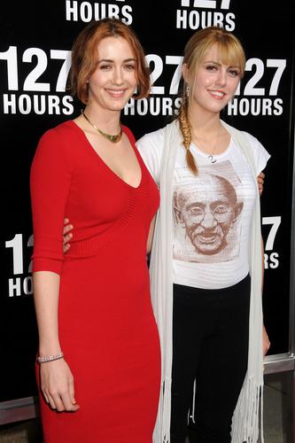 2010-11-03 - Madeline Zima - '127 Hours' Los Angeles Premiere