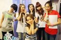 4Minute & Taeyeon again.