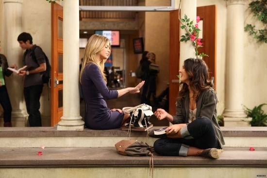90210 - Episode 3.09 - They're Playing Her Song - Promotional Photos