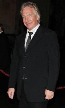 Alan Rickman :*