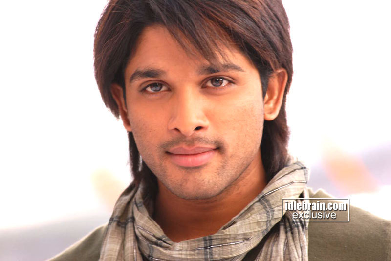 Allu Arjun Images Allu Arjun In Arya 2 Hd Wallpaper And