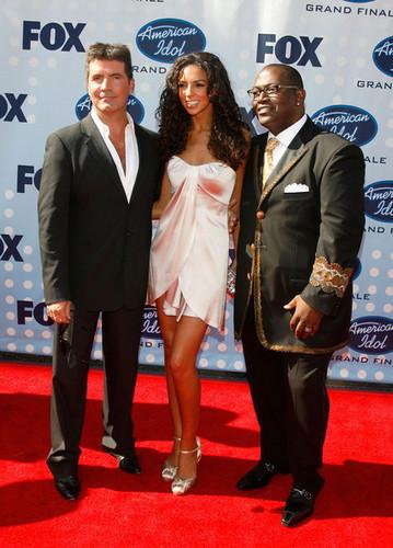 American Idol Season 6 Finale - Arrivals